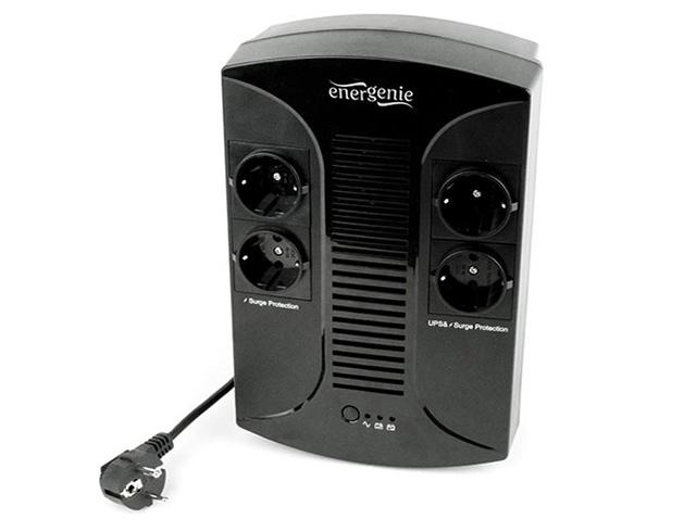 Εικόνα UPS Energenie 650VA UPS with AVR and 4 Extra Sockets