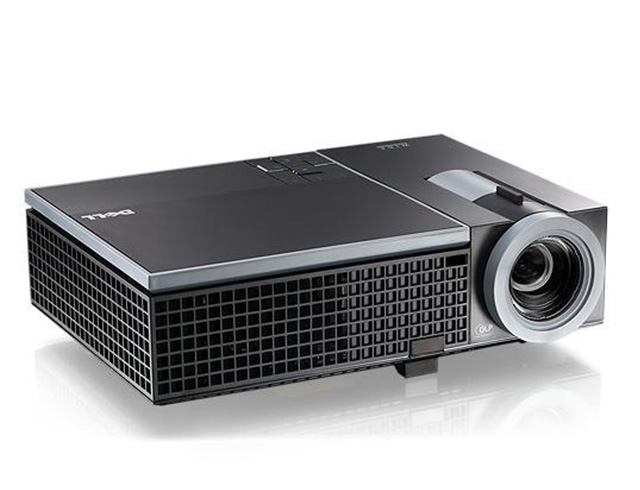 Εικόνα Projector Dell 1610HD  - Ανάλυση WXGA - 3500 Lumens - Θύρες USB, HDMI, RS232