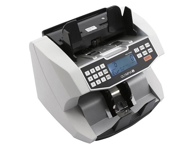 Εικόνα Olympia NC 590 μετρητής και ελεγκτής γνησιότητας χαρτονομισμάτων 6 αισθητήρων