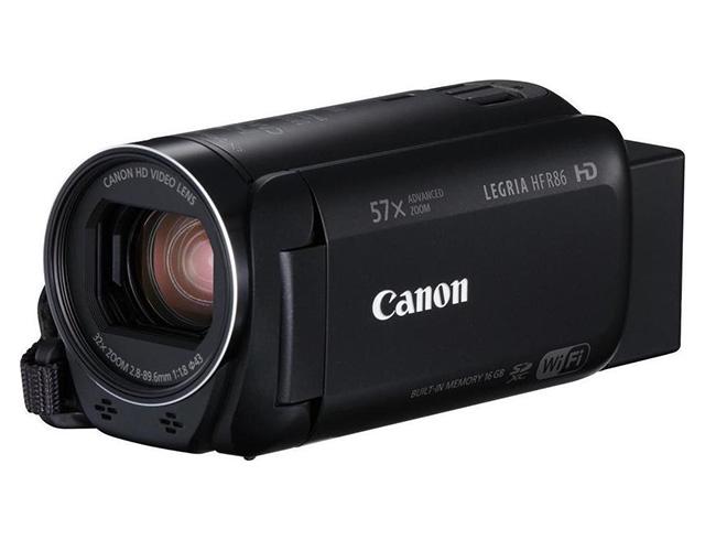 Εικόνα Videocamera Canon Lergia HF-R 86 - Black