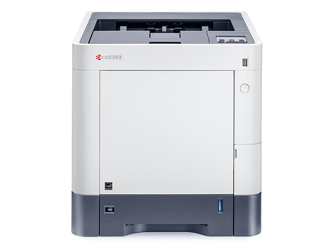 Εικόνα Έγχρωμος Εκτυπωτής Kyocera Ecosys P6230cdn Color Laser - A4 - 1200x1200 dpi - 30 ppm - USB 2.0 / Ethernet
