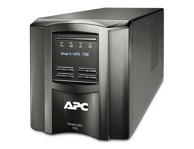 Εικόνα Smart-UPS APC SMT750I 750VA LCD