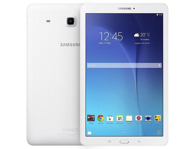 """Εικόνα Tablet Samsung Galaxy Tab E SM-T560 (9.6""""/WIFI) GR - White"""