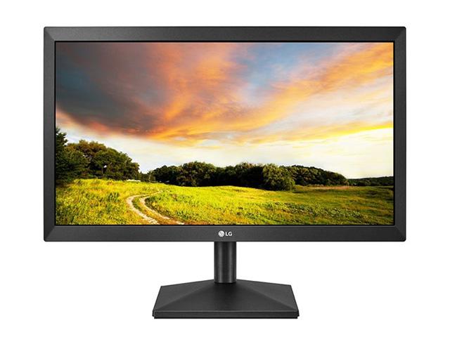 """Εικόνα Monitor 19.5"""" LG 20MK400H-B - Ανάλυση HD - HDMI, VGA"""