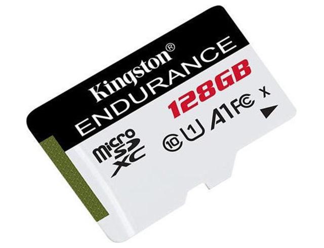 Εικόνα Κάρτα μνήμης Kingston High Endurance SDXC 128GB U1 A1