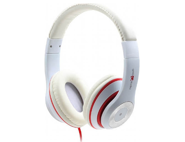 Εικόνα Headset Gembird MHS-LAX-W Los Angeles - 3.5mm - White
