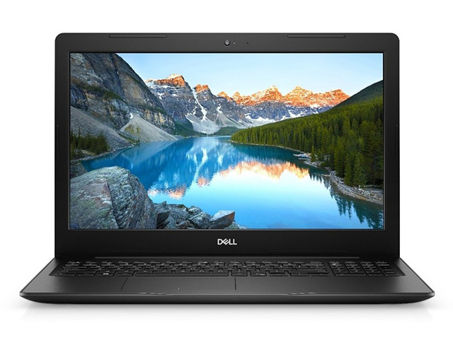 "Εικόνα Dell Inspiron 3580 - Οθόνη 15.6"" FHD - Intel Core i5-8265U - 8GB RAM - 1TB HDD - 2GB VGA - Windows 10 Home - Black"