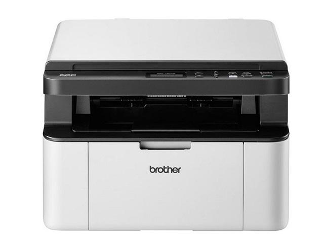Εικόνα Μονόχρωμο Πολυμηχάνημα Brother DCP-1610W - A4 - Εκτύπωση, Σάρωση, Αντιγραφή - 2400 x 600 dpi - 20 ppm - Wi-Fi, USB