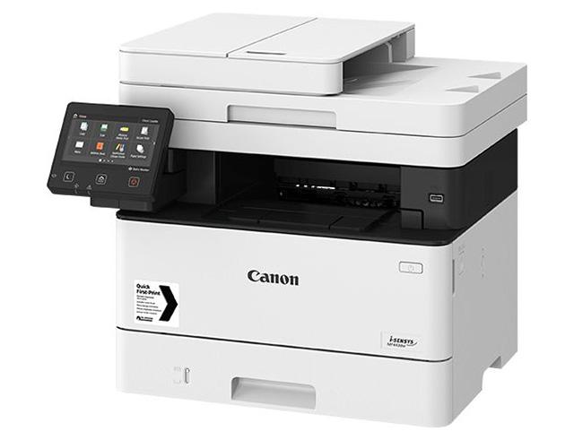 Εικόνα Μονόχρωμο Πολυμηχάνημα Canon i-Sensys MF445DW - A4 - Εκτύπωση, Σάρωση, Αντιγραφή, Φαξ - 600 x 600 dpi - 38 ppm - Wi-Fi, Ethernet, USB