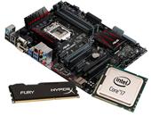 Εικόνα INTEL PROMO KIT4 ΑΠΟΤΕΛΕΙΤΑΙ ΑΠΟ CPU INTEL CORE I7-4790K, MOTHERBOARD ASUS Z97-PRO ΚΑΙ RAM KINGSTON HX FURY DDR3