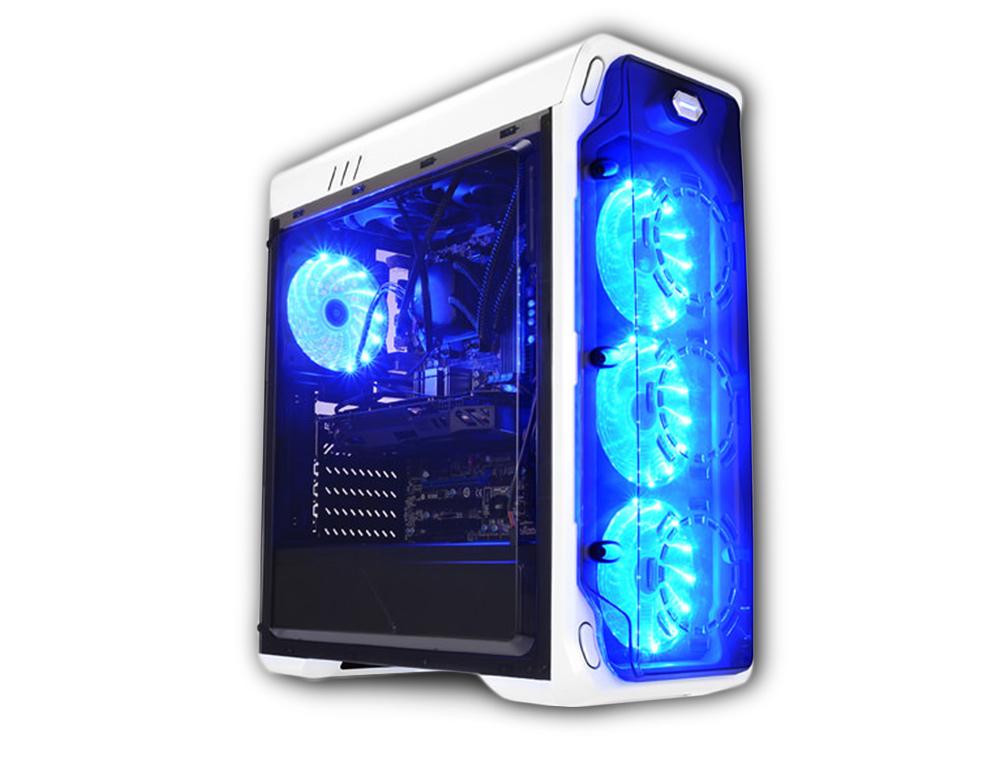 Εικόνα Expert PC Student i5 - Intel Core i5-10400F - 8GB RAM - 240GB SSD - 4GB VGA
