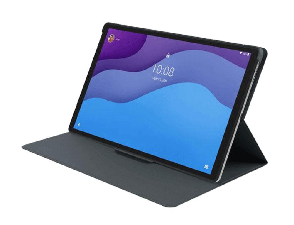 """Εικόνα Tablet 10.1"""" Lenovo Tab M10 HD 2nd Gen (64GB) - Iron Grey (Περιλαμβάνει θήκη Lenovo Folio Case και μεμβράνη προστασίας)"""