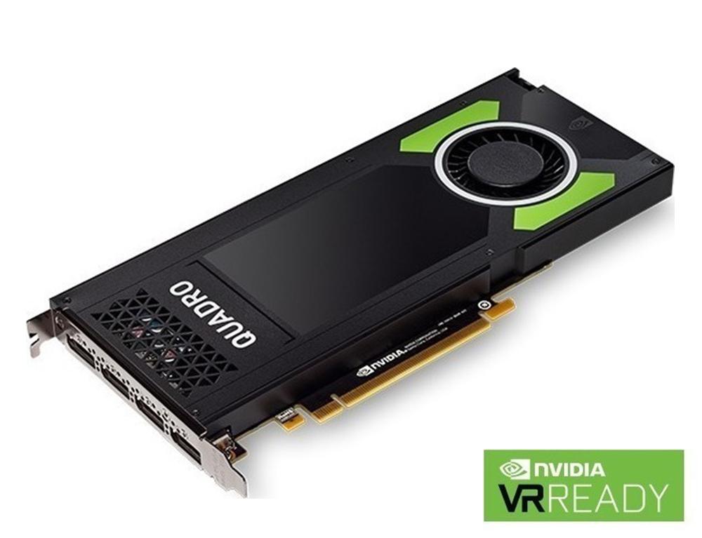 Εικόνα Κάρτα γραφικών Nvidia Quadro P4000 - 8GB GDDR5 - 4x DisplayPort