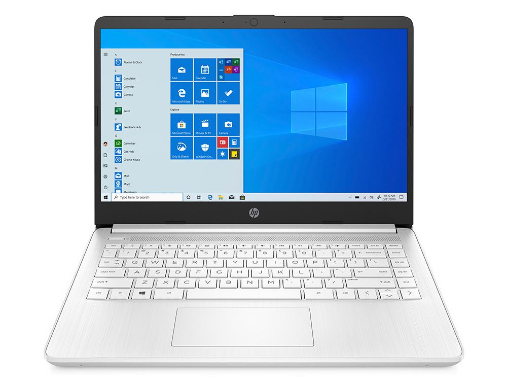 """Εικόνα HP 14s-fq0003nv (1Y0Y4EA) - Οθόνη Full HD 14"""" - AMD 3020e - 4GB RAM - 128GB SSD - Windows 10 Home S"""