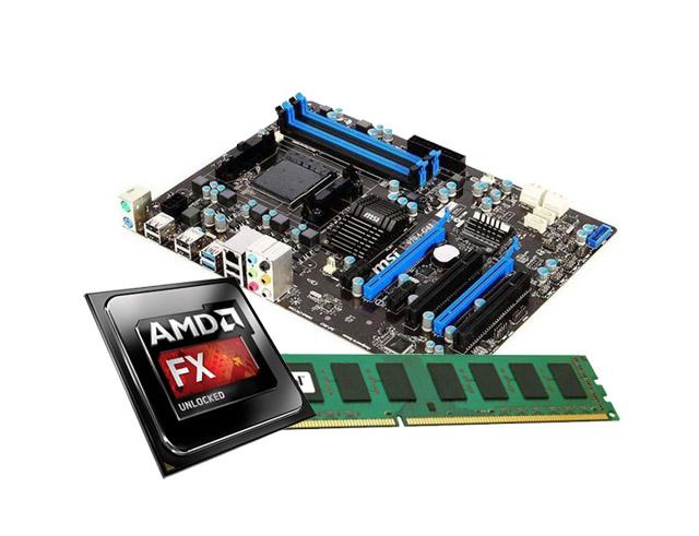 Εικόνα ΝΕΟ 8 ΠΥΡΙΝΟ KIT ΑΝΑΒΑΘΜΙΣΗΣ AMD