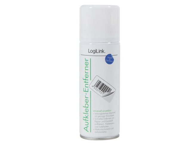 Εικόνα LABEL REMOVER SPRAY LOGILINK RP0016