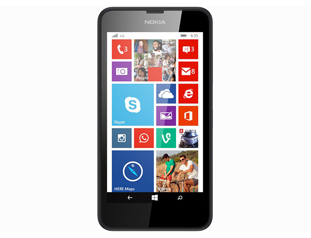 "Εικόνα Smartphone 4.5"" Nokia Lumia 635 (8GB) - Black"