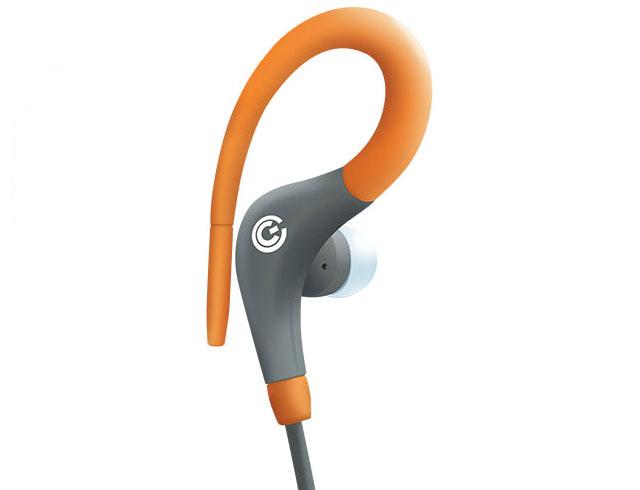 Εικόνα Bluetooth Ακουστικά Sonic Gear Bluesports 3 Πορτοκαλί