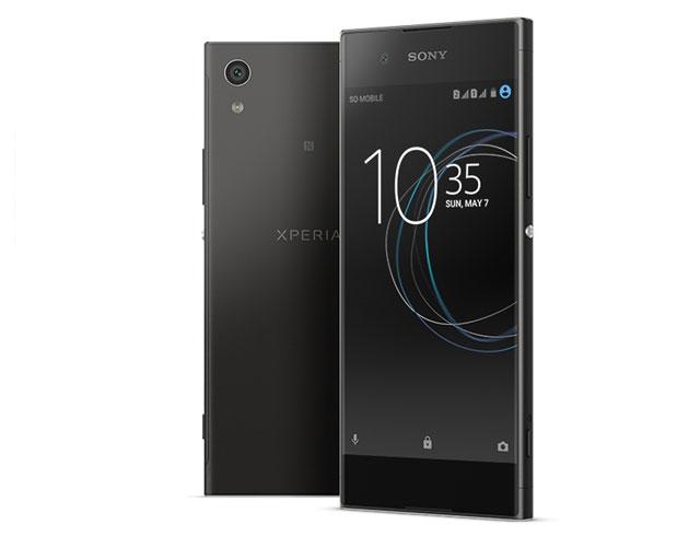 """Εικόνα Smartphone Sony Xperia XA1 Dual Sim 5"""" (32GB) Black"""