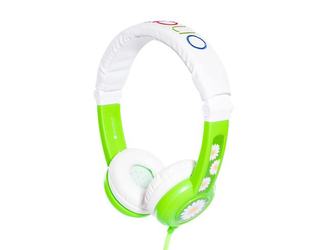 Εικόνα Ακουστικά για παιδιά Onanoff Buddyphones Explore Foldable με μέγιστη ένταση 85dB - Green