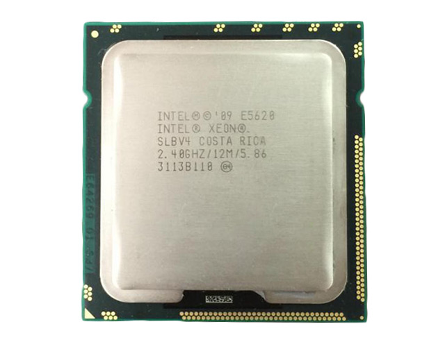 Εικόνα CPU Processor Intel Xeon Quad Core E5620 SLBV4 2.4GHz 12MB