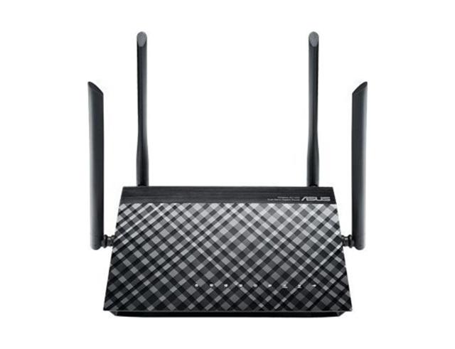 Εικόνα ASUS RT-AC1200G+ - AC1200 Dual-Band Wi-Fi Gigabit Router