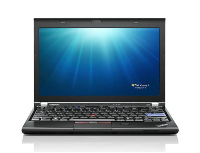 """Εικόνα Lenovo ThinkPad X220 - Οθόνη 12.5"""" - Intel Core i5 2ης Γενιάς - 4GB RAM - 320GB HDD - Windows 7 Professional"""