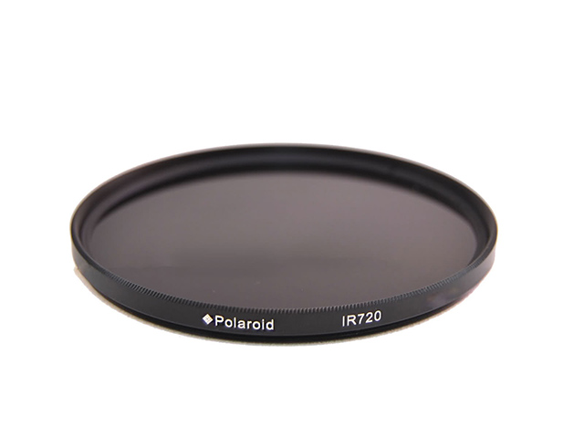 Εικόνα Polaroid Optics IR720 INF/R - Φίλτρο Φωτογραφικής Μηχανής 49mm