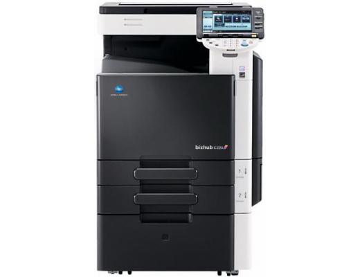 Εικόνα Πολυμηχάνημα Έγχρωμο Konica Minolta C220 - Α3 - Εκτύπωση, Αντιγραφή, Σάρωση, Fax - Ταχύτητα εκτύπωσης 22ppm