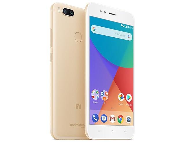 """Εικόνα Smartphone 5.5"""" Xiaomi Mi A1 4GB Ram - 64GB Dual SIM - Gold"""