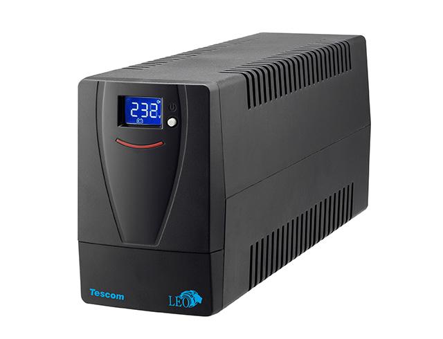 Εικόνα UPS LEO LCD 2000AP με USB θύρα UPS.0233