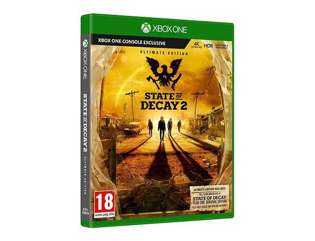 Εικόνα Game Microsoft State of Decay 2 Ultimate Edition