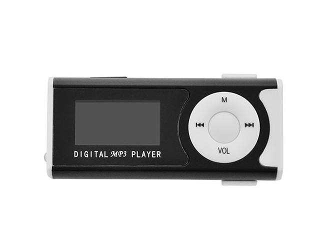 Εικόνα Digital MP3 Player Lamtech LAM020106 16GB with FM Radio - Black