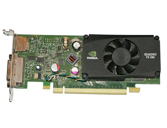 Εικόνα Καρτα γραφικών Nvidia Quadro FX380LP 512MB