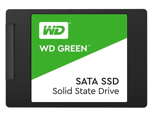 Εικόνα Δίσκος SSD Western Digital WD Green - 120GB