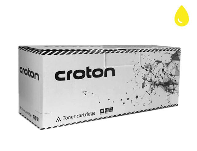 Εικόνα Toner Συμβατό Lexmark 80C2HY0 Yellow - 3000 σελίδων - πλήρως ανακατασκευασμένο - Υψηλής ποιότητας για καθαρές με ζωντανά χρώματα εκτυπώσεις. CX410/ CX510/ CS310/CS410/ CS510