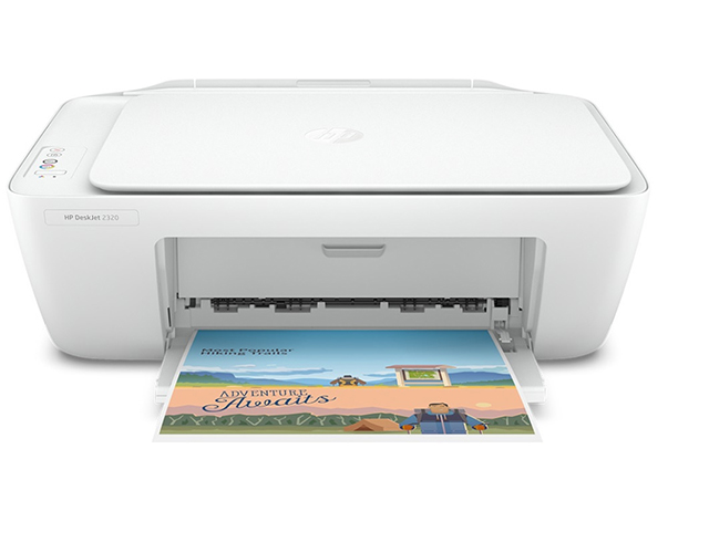Εικόνα Έγχρωμο Πολυμηχάνημα HP Deskjet 2320 - Α4 - Εκτύπωση, Αντιγραφή, Σάρωση - 4800 x 1200 dpi - USB 2.0