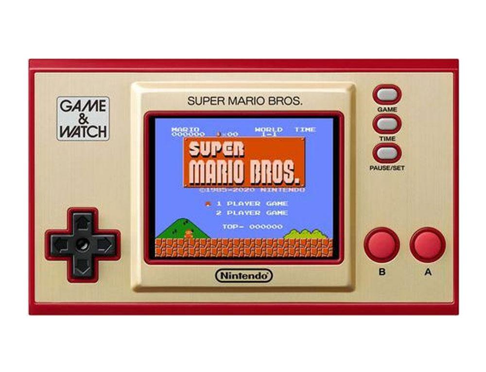 Εικόνα Φορητή Κονσόλα Nintendo Game & Watch Super Mario Bros