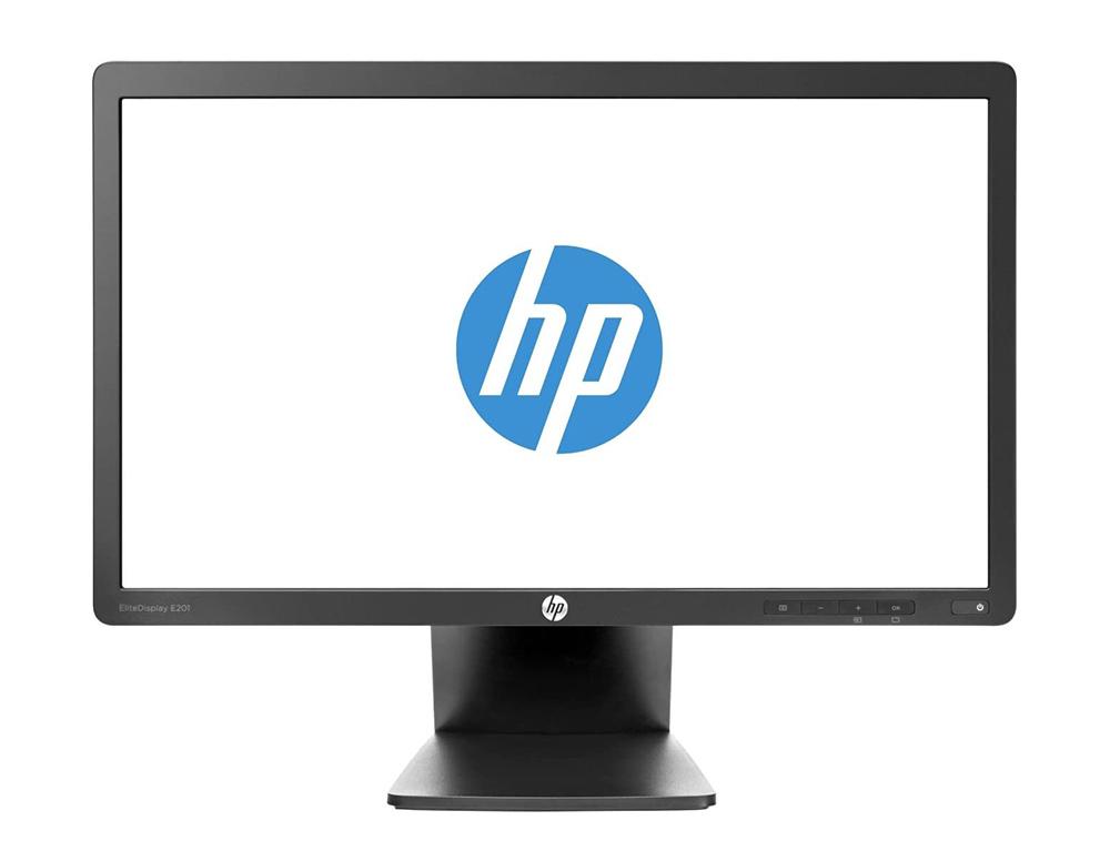 """Εικόνα Monitor 20"""" HP EliteDisplay E201 - Ανάλυση HD+ - DVI, DisplayPort, VGA (D-sub)"""