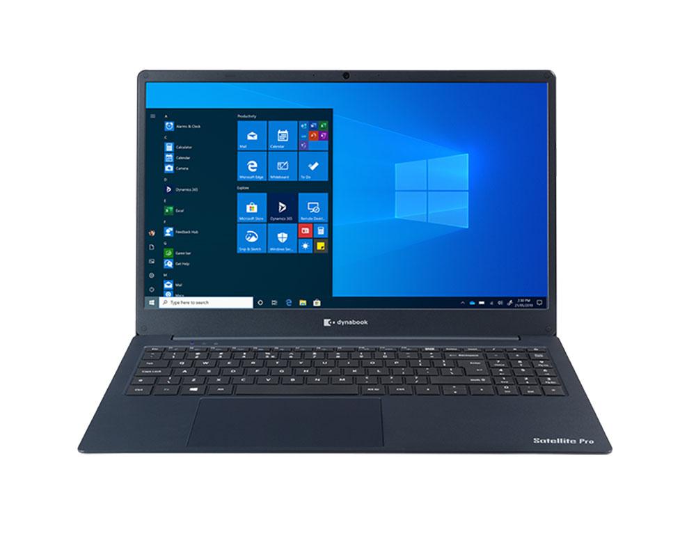 """Εικόνα Toshiba Dynabook Satellite Pro C50-H-101 - Οθόνη 15.6"""" Full HD - Intel Core i5-1035G1 - 8GB RAM - 256GB SSD - Windows 10 Pro"""
