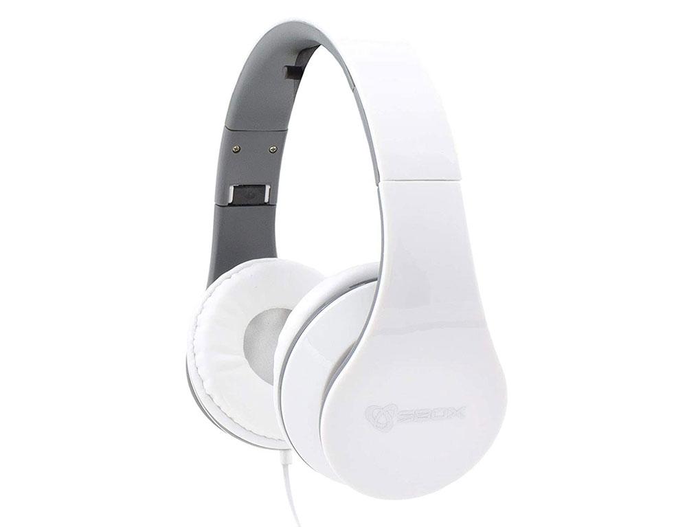 Εικόνα Headset Sbox HS-501 - 3.5mm - White