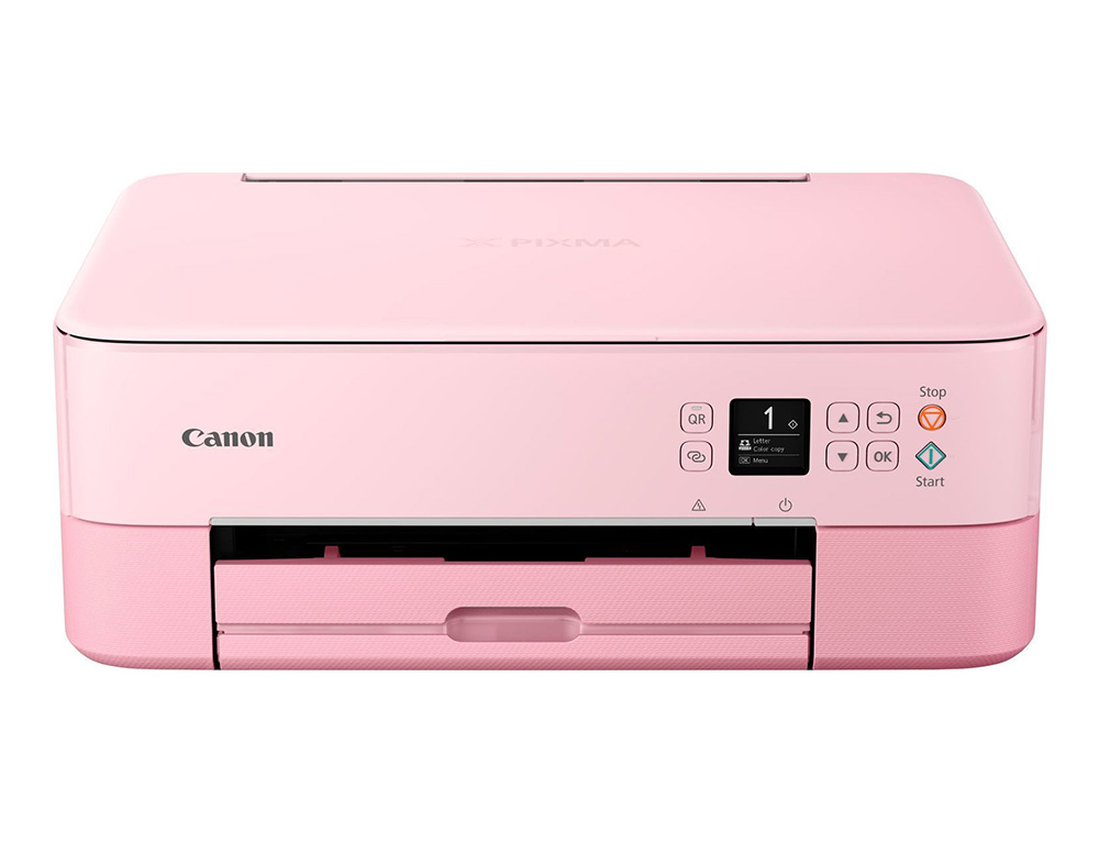 Εικόνα Έγχρωμο Πολυμηχάνημα Canon Pixma TS5352 - A4 - Εκτύπωση, Σάρωση, Αντιγραφή - 4800 x 1200 dpi - 13 ipm - USB, Wi-Fi - Mobile Printing