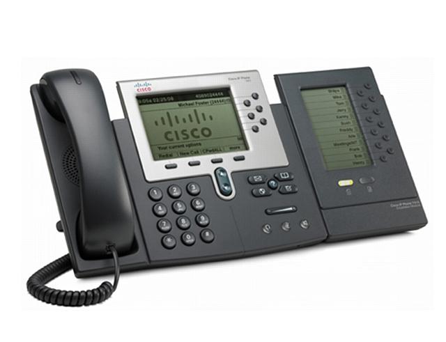 Εικόνα CISCO IP PHONE 7962 + MODULE 7915