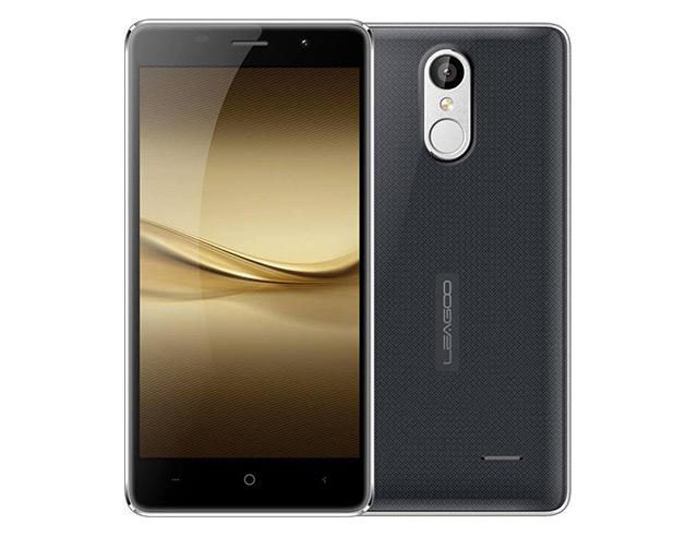 """Εικόνα Smartphone 5"""" Leagoo M5 - Quad Core Επεξεργαστής - 2GB RAM - Gray"""