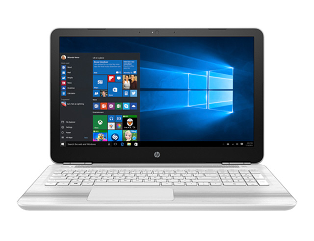 "Εικόνα HP Pavilion 15-aw003nv - Οθόνη FHD 15.6"" - AMD A9 9410 - 6GB RAM - 1TB SSHD - 2GB VGA - Windows 10 Home"