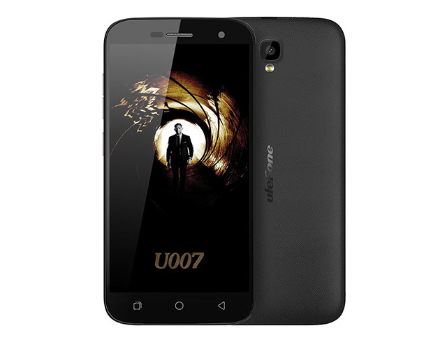 Εικόνα ULEFONE SMARTPHONE U007 5 IPS QUAD CORE BLACK