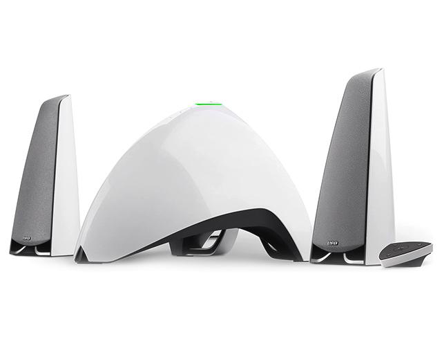 Εικόνα Σύστημα ηχείων 2.1 Edifier Prisma E3360BT - White