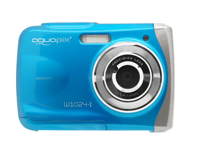 Εικόνα Φωτογραφική μηχανή EasyPix Aquapix W1024 Splash - Μπλε
