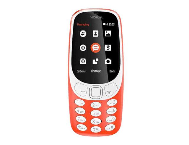 Εικόνα Κινητό απλής χρήσης Nokia 3310 Dual SIM - Warm Red