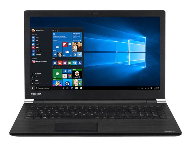 """Εικόνα Toshiba Satellite Pro A50-D-11C - Οθόνη HD 15.6"""" - Intel Core i3 7100U - 4GB RAM - 500GB HDD - Windows 10 Pro"""